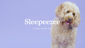 Sleepeezee - Dog Bed Launch Video