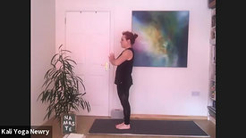 Kali Yoga Week 6