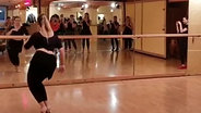 Salsa Lady Style jeden Mittwoch im Tanzpavillon