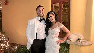 Dablan/Lourenco Wedding Testimony