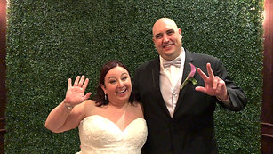 Karakashian/Thompson Wedding Testimony
