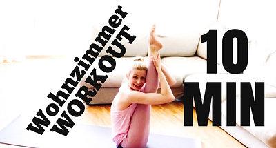 Wohnzimmer Workout