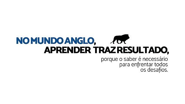 Mundo Anglo - Aprender traz resultados.