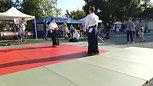 Ludovic Cauderan Aikido Matsukaze Ken