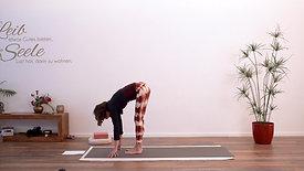 Yoga für den Rücken  (Leichtes bis mittleres Level)