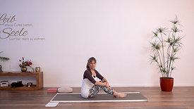 Meditatives Yoga, leichtes bis mittleres Level