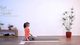 Yin Yoga, mittleres bis anspruchsvolles Level