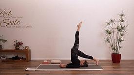 Yoga für Anfänger (Letzte Stunde des Yogakurses Anfänger 1. Trimester)