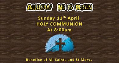 Sunday 11th April