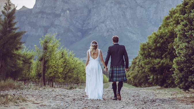 Clare + David | Wedding Film Snippet | Dance Floor
