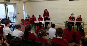 School Debate V Galbally