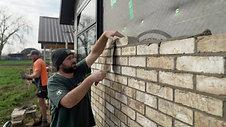 CONSTRUCTION: Brick Laying