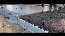 CONSTRUCTION: Concrete Slab
