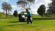 The Groom's Golf