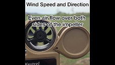 Use a Kestrel 5700 for Wind Direction