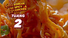 Mie Sedaap Selection Korean Spicy Chicken_Korean Spicy Chicken Cobain Pedasnya_30s_TVC