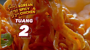 Mie Sedaap Selection Korean Spicy Chicken_Korean Spicy Chicken Cobain Pedasnya_30s_TVC