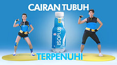 Get Active Get IONIZED and TopUpION with ISOPLUS