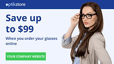 OPTICAL STORE TEMPLATE TRENDCATCH ADVERTISING