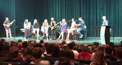 EWS Faculty Collab featuring Jennifer Bauer-Conley, Kelly Dean, Josh Sheiman, Ari Vernon, Trip Galloper, Laura Sheinkopf, and Jim Guion