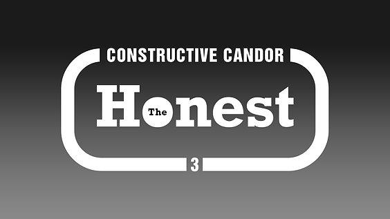 3. Constructive Candor: The Honest