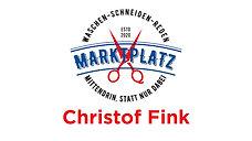 Marktplatz-Interview beim Frisör Ruppel.