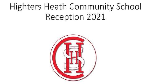 Prospective Reception 2021