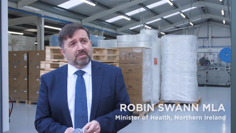 Health Minister visits Paragon Health