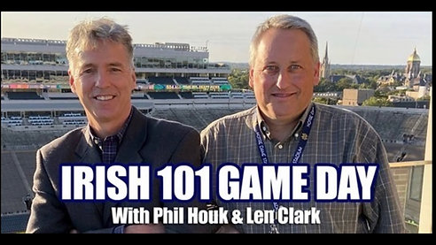 Irish 101 Gameday North Carolina Edition
