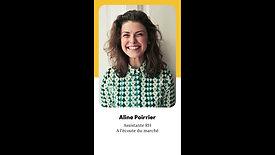 Aline POIRRIER -  Profil Emploi