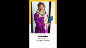 Solange DOL - Profil Emploi