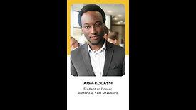 Alain KOUASSI - Profil Junior
