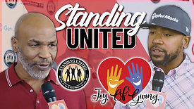 Mike Tyson: Standing United