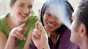 Teen Girls & Marijuana