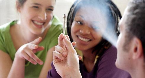 Teen Girls & Marijuana
