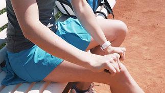 Muskelstab - Tennis