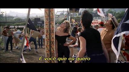 Grease - Nos Tempos da Brilhantina - Clipe You're The One That I Want  We Go Together