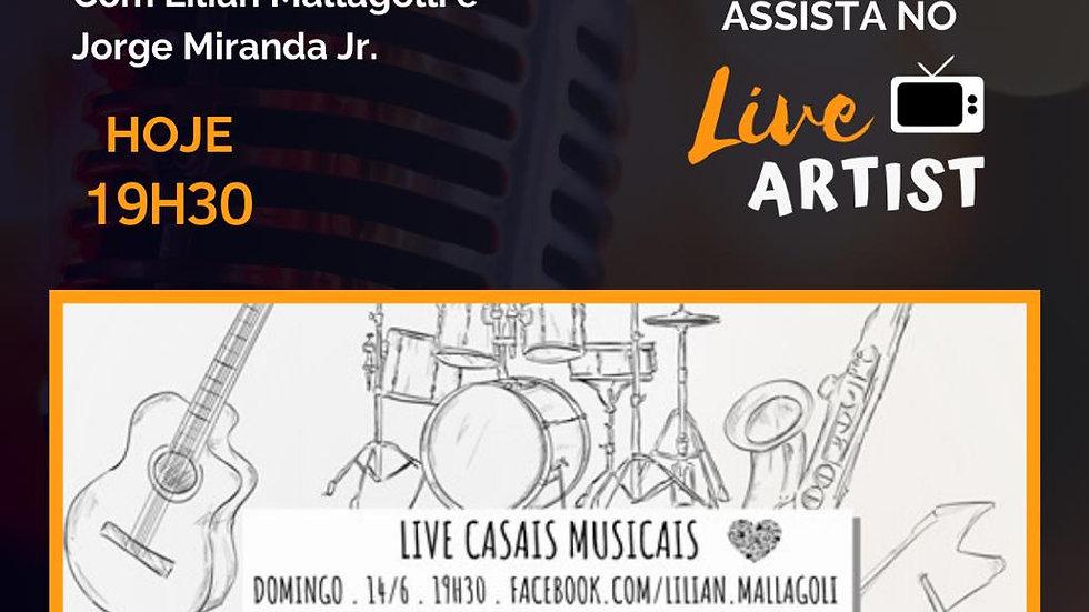 Live Casais Musicais