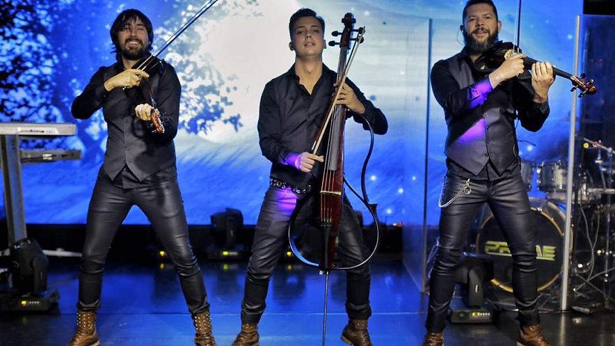 Trio Titanium in Concert
