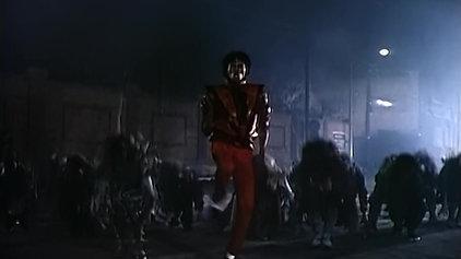 MICHAEL JACKSON - Thriller (Music Non Stop Version) (HD)