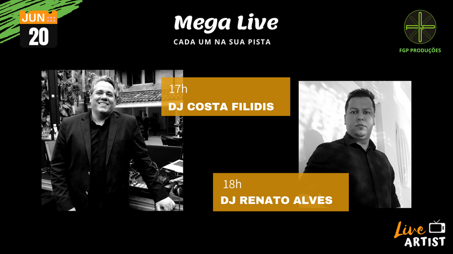 Mega Live 17h