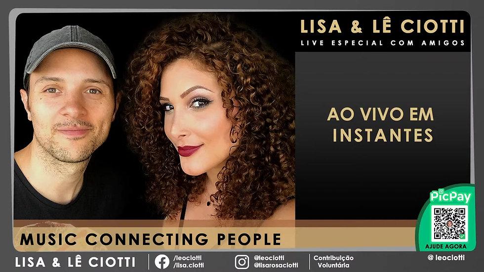 Live Lisa e Le
