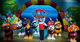 PAW Patrol LIVE! Commercial