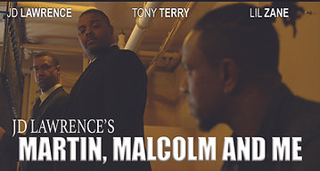 Martin, Malcolm and Me