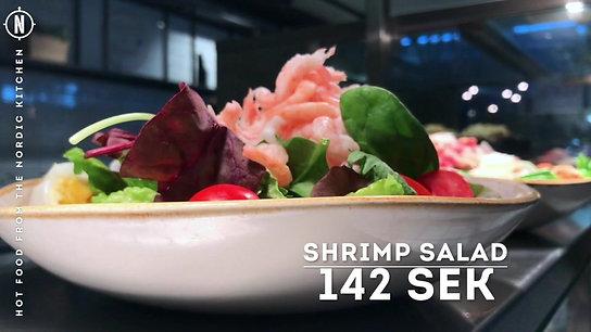 Shrimp sallad