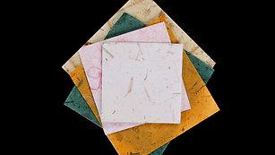 ISMET TATAR / handmade paper artist from Lefkosa Cyprus