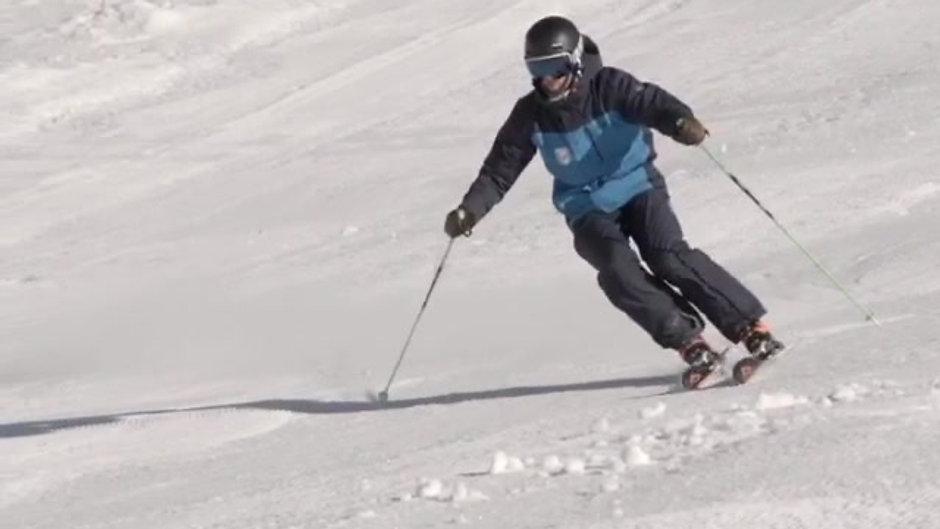Técnica Argentina de Esquí Alpino