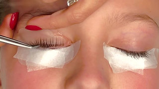Eyelash Keratin Lift