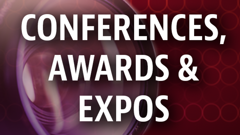 Conferences, Awards & Expos