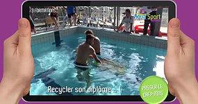 AquasportFormation, 100 % de réussite !